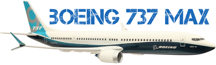 Boeing 737 Max marketing picture