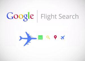 Google Flight Search logo