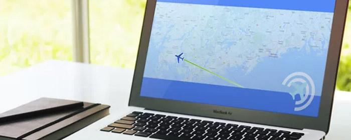 flightradar kartta tietokone