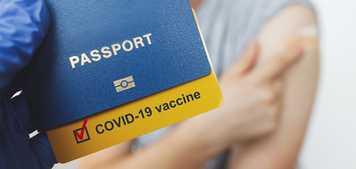koronapassi rokote rokotus